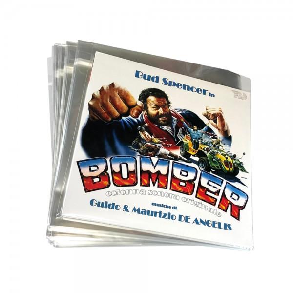 """12"""" Schallplatten LP-Schutzhüllen / verschließbar"""