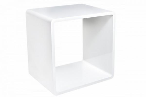 Lounge-Cube in weiß