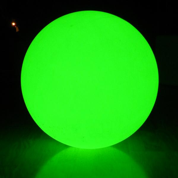 7even LED Design Dome 50/ LED Leucht Kugel/ In und Outdoor mit Akku und Fernbedienung