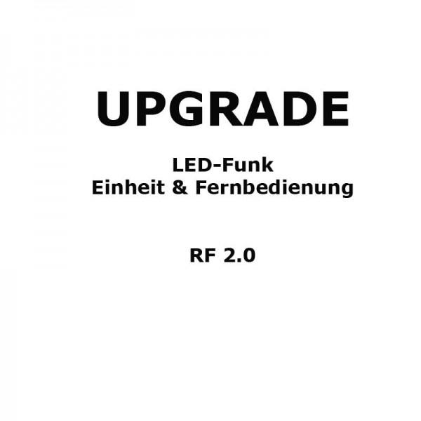 Upgrade Kit LED-RF 2.0 (LED und Funk-Einheit inklusive 2.0 Fernbedienung)