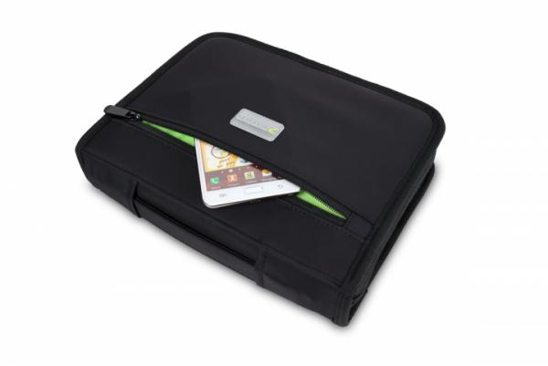 7even Accessoire Wallet Large / Organizer, Mappe für USB Sticks, Kabel etc. / Bag, Tasche, Case