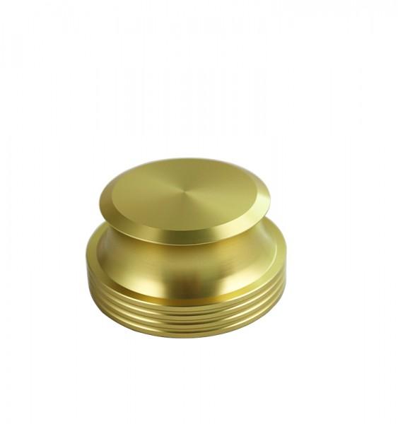 Stabilizer für Schallplatten in Gold